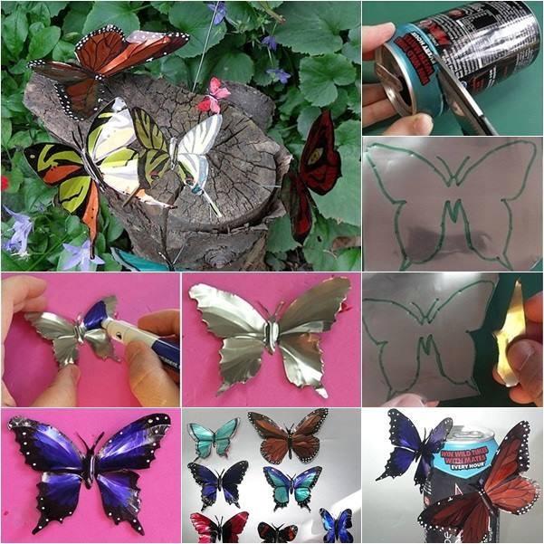 mariposas-de-latas