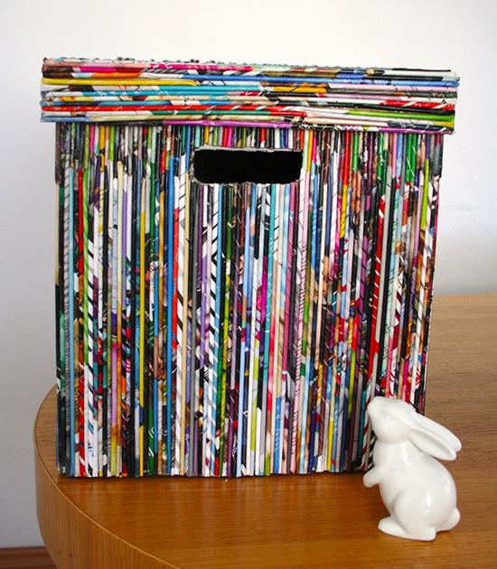 30 im genes con ideas para reciclar hojas de papel - Reciclar cosas para el hogar ...