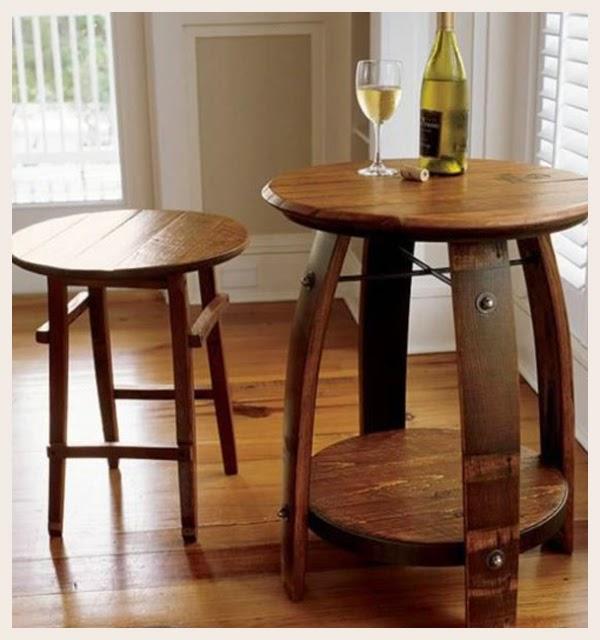 Ideas para decorar con barricas de vino (48)