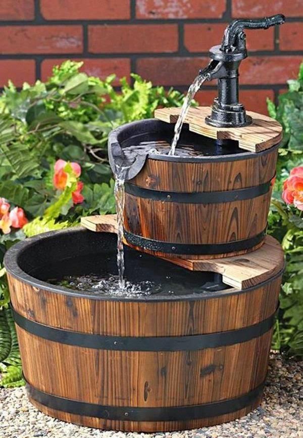 Ideas super originales para el hogar con barriles reciclados ecolog a hoy - Cosas originales para el hogar ...
