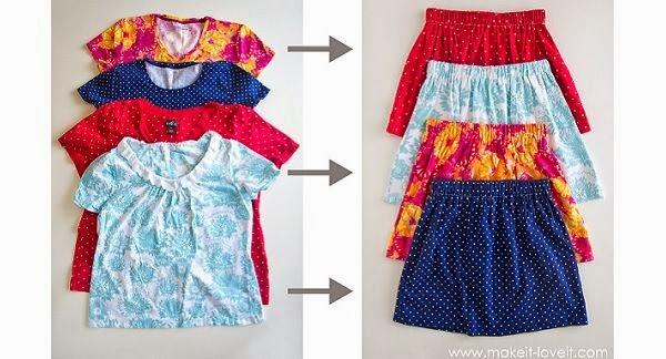 Ropaeciclar la ropa de los niños 4