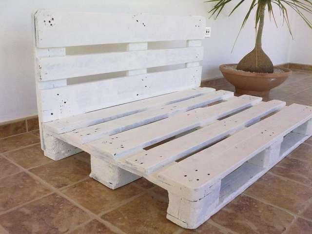 Ideas super originales para hacer sillones ecol gicos for Muebles de jardin hechos con tarimas