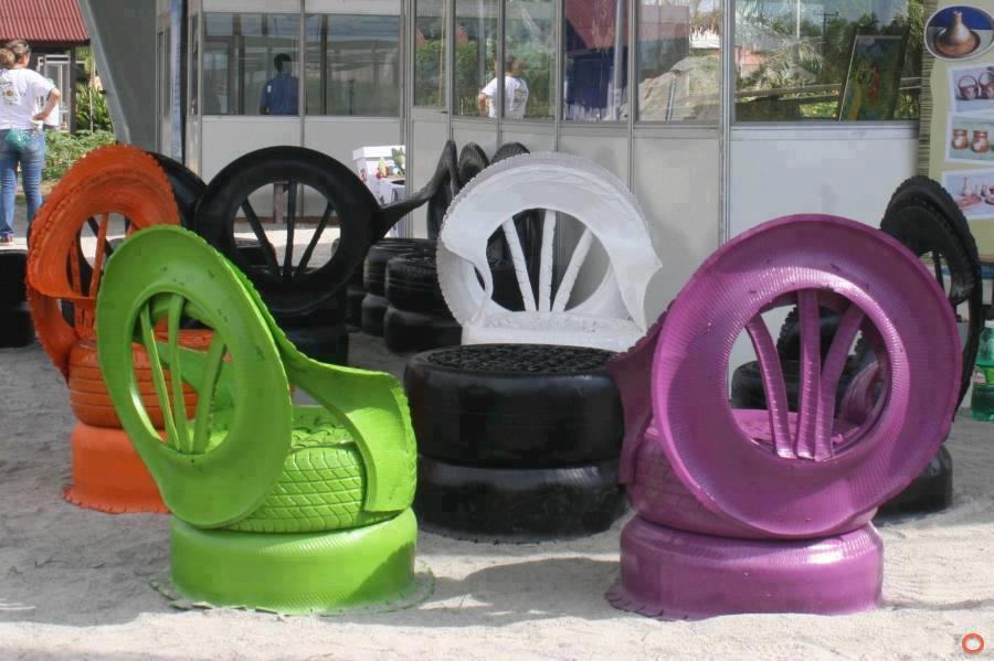 sillones de llantas