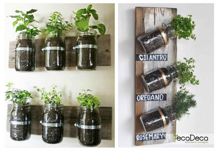 Hermosas imágenes con ideas para decorar tu cocina con objetos ...