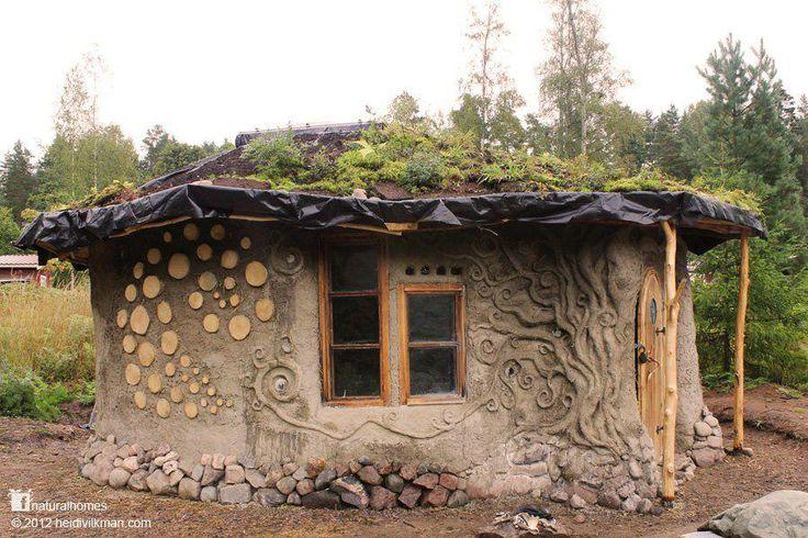 Viviendas ecologicas casas de barro informacion e for Modelos de viviendas