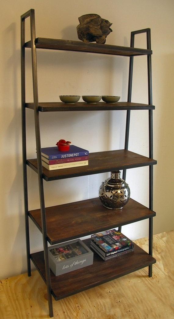 Ideas super originales para hacer bibliotecas con palets for Muebles bibliotecas para living