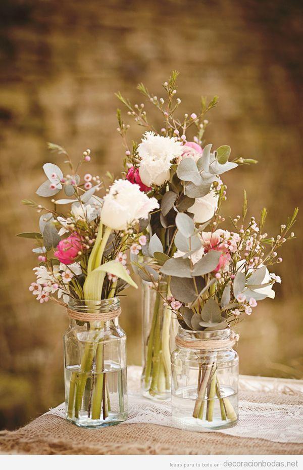 ideas-centros-mesa-sencillos-baratos-flores-naturales