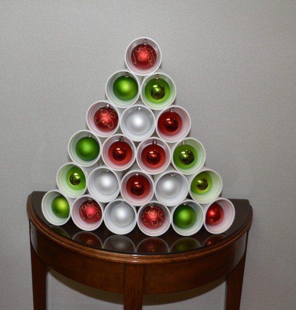 Im genes de navidad con decoraci n navide a reciclada - Decoracion con reciclaje para el hogar ...