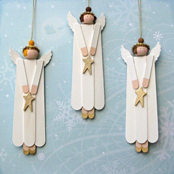 angeles-adornos-para-el-arbol-de-navidad-diy
