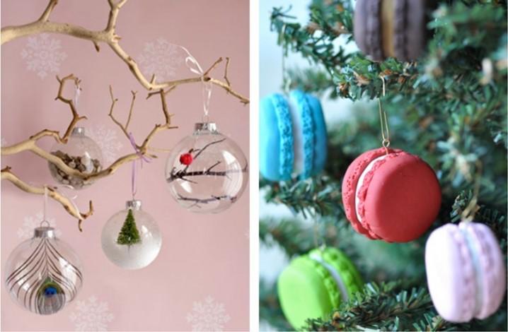 45 adornos reciclados originales para el rbol de navidad - Arbol de navidad adornos ...