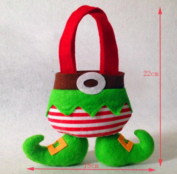 Regalos reciclados para navidad con tela cart n frascos for Ornamentacion para navidad