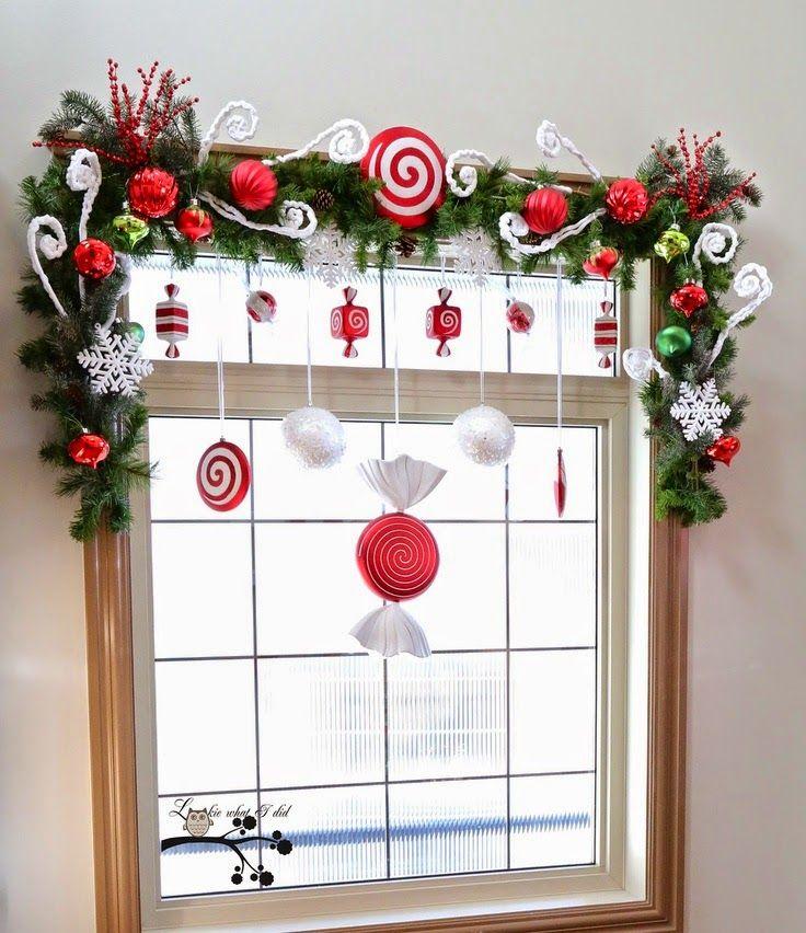 decoraci n navide a con reciclaje adornos centros de