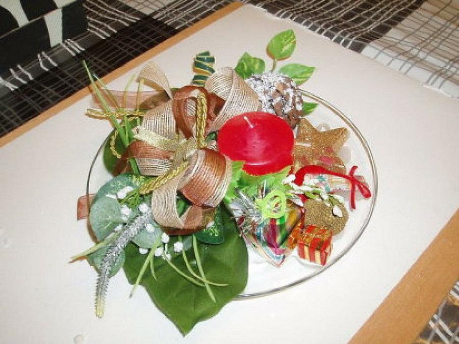 Como Decorar La Mesa En Navidad Reciclando