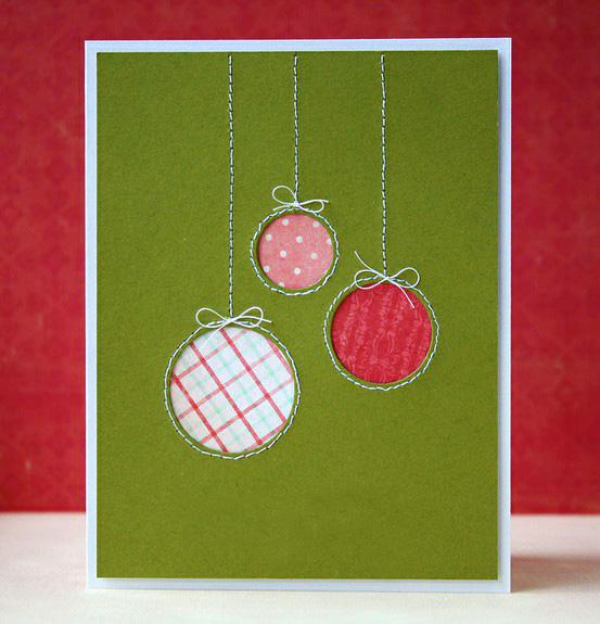 Manualidades de Navidad: Tarjetas recicladas y originales | Ecología Hoy