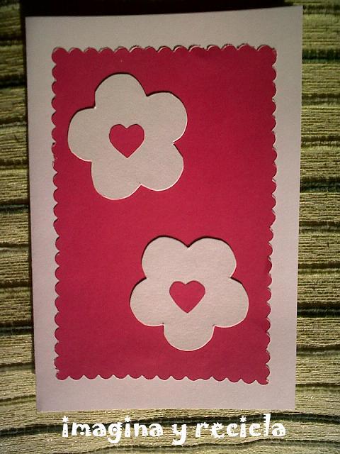40 Tarjetas de San Valentin hechas con Amor y materiales reciclados ...