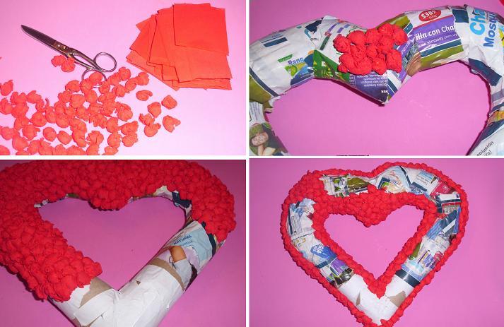 San valentin reciclado ideas originales para regalar a tu amor ecolog a hoy - Ideas para san valentin manualidades ...